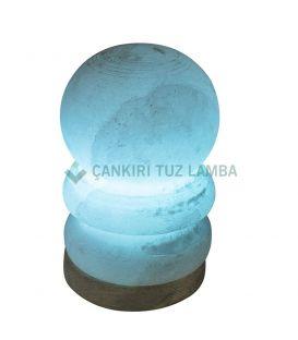 Mavi Küçük Boy Küre Tuz Lambası