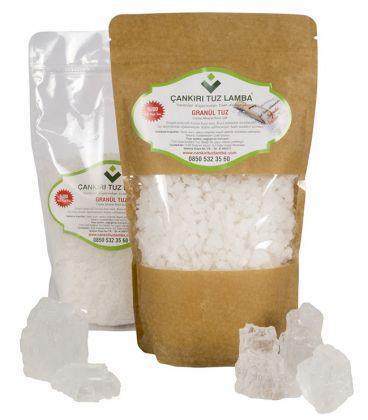 Çankırı Kaya Tuzu Granül 4 Kg