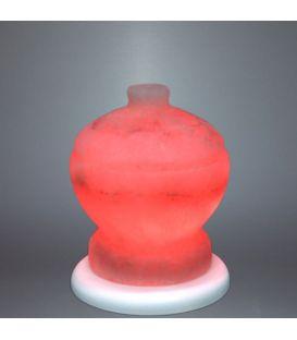 Kırmızı Işıklı Şekerlik Tuz Lamba