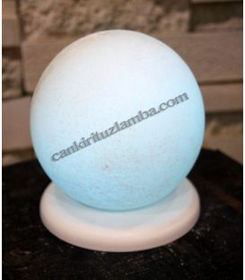 Mavi Küre tuz lambası