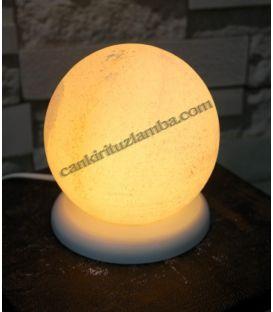 Sarı Küre Tuz Lamba