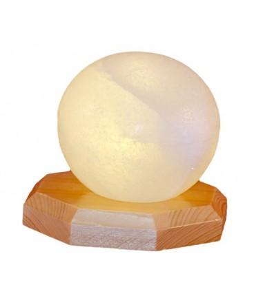 Klasik Led Işıklı Küre Çankırı Tuz Lamba