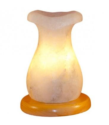 Dar Boğazlı Vazo Tuz Lambası