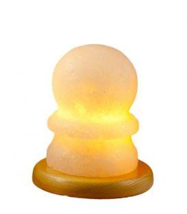 Klasik Küçük Boy Çankırı Tuz Lambası