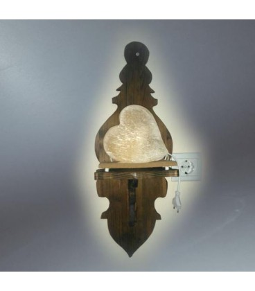 Tuz Lambası Duvar Altlığı