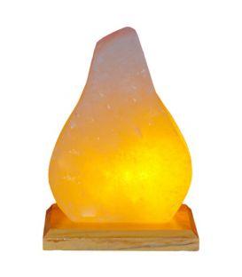 Gaz lambası biçimli tuz lambası
