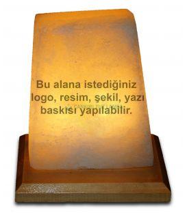 Bursa Baskılı Tuz Lamba