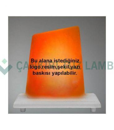 Led Işıklı Galatasaray Baskılı Tuz Lamba