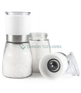 Tuz Değirmeni Beyaz