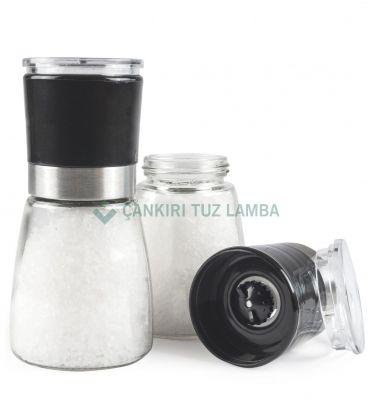 Tuz Değirmeni Siyah