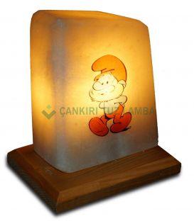 Şirin Baba Tuz Lambası