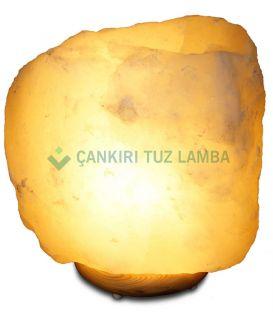Şekilsiz Tuz Lambası Doğal 10 KG