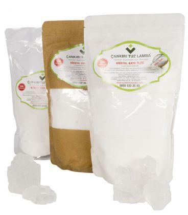 Çankırı Toz Kaya Tuzu (Toptan-5 KG)