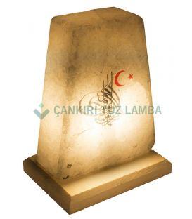 Osmanlı Tuğrası Tuz Lambası