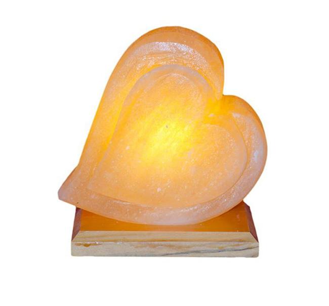 Kalp Tuz Lambası