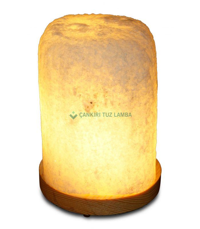Yatak odası için doğal tuz gece lambası