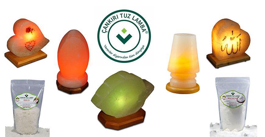 Çankırı Tuz Lamba Ürün Yelpazesini Genişletiyor