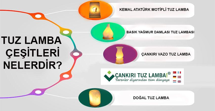 Tuz Lamba Çeşitleri